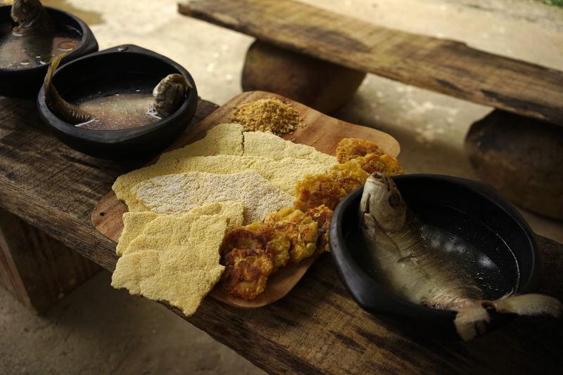 Ajicero de BocaChico ( pescado ) del Guainía.